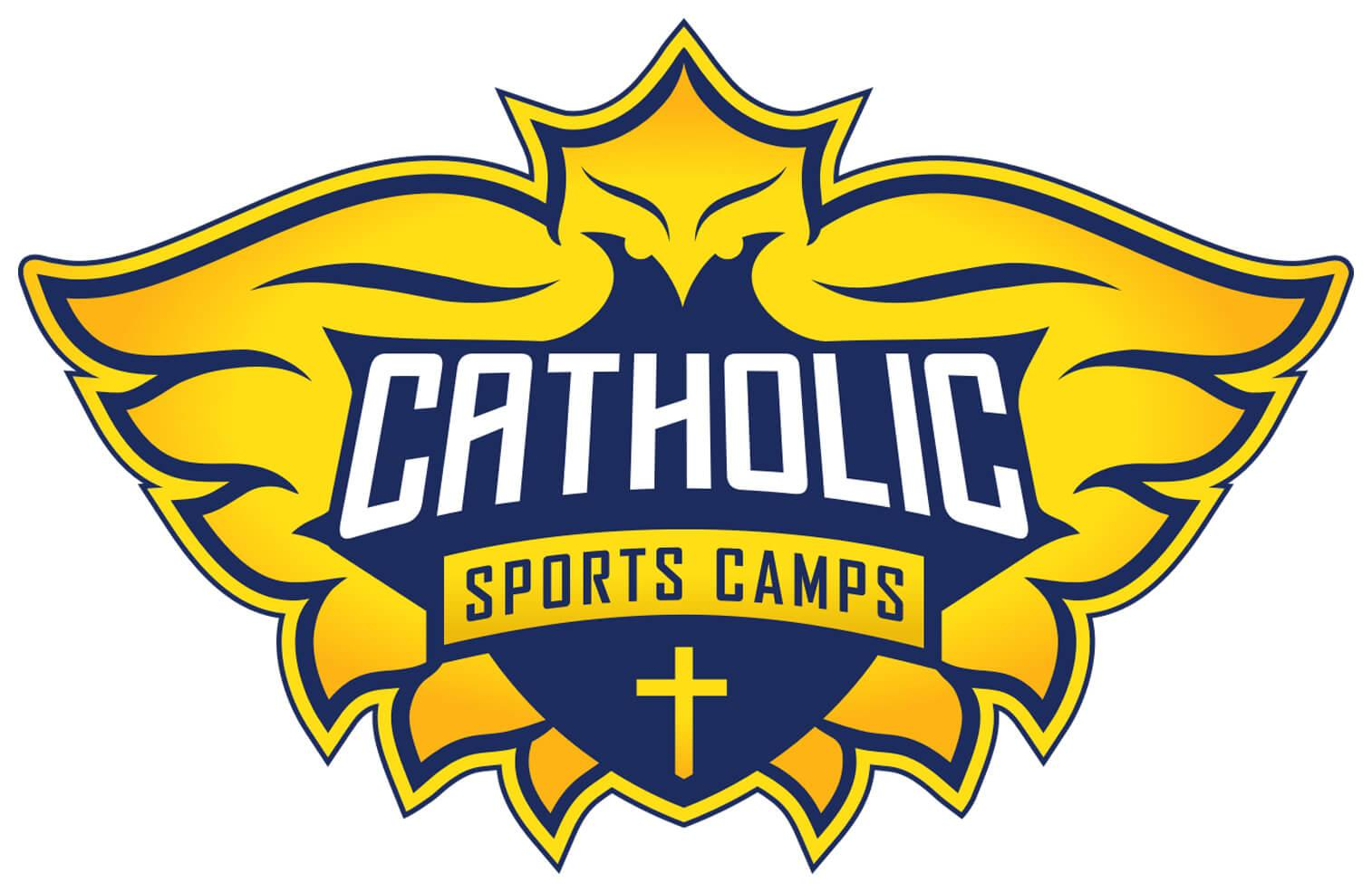 Logo for Catholic Sports Camps