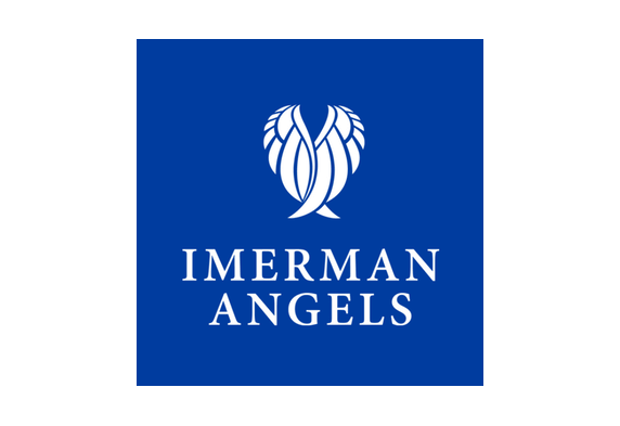 Logo for Imerman Angels