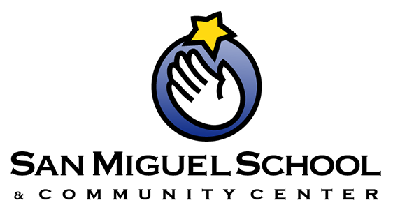 Logo for San Miguel School Chicago