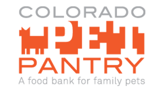 Logo for Colorado Pet Pantry