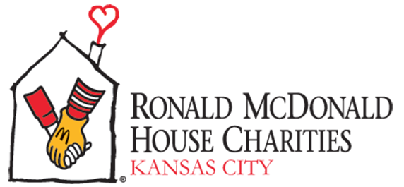 Logo for Ronald McDonald House Charities of Kansas City