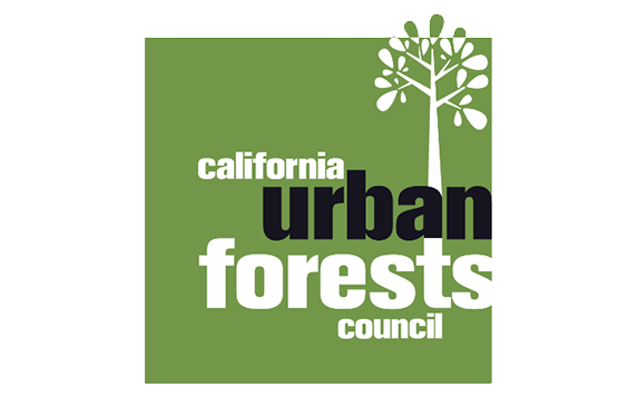 Logo for California Urban Forests Council