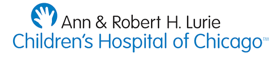 Logo for Ann & Robert H. Lurie Children's Hospital Foundation