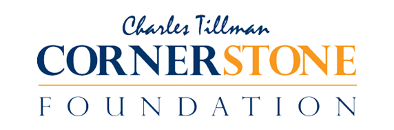 Logo for Charles Tillman Cornerstone Foundation