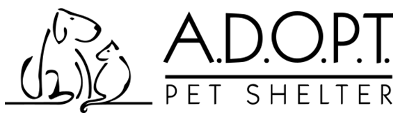 Logo for A.D.O.P.T. Pet Shelter