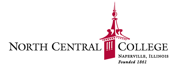 Logo for North Central College